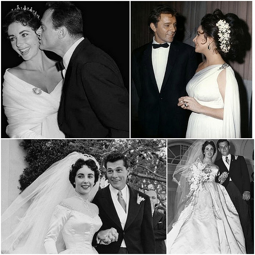 301 moved permanently for Elizabeth taylor s wedding dresses